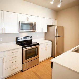 Model Unit Kitchen